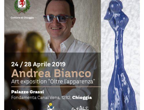 Esposizione personale a Chioggia